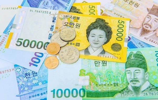Đổi tiền Hàn Quốc ở đâu