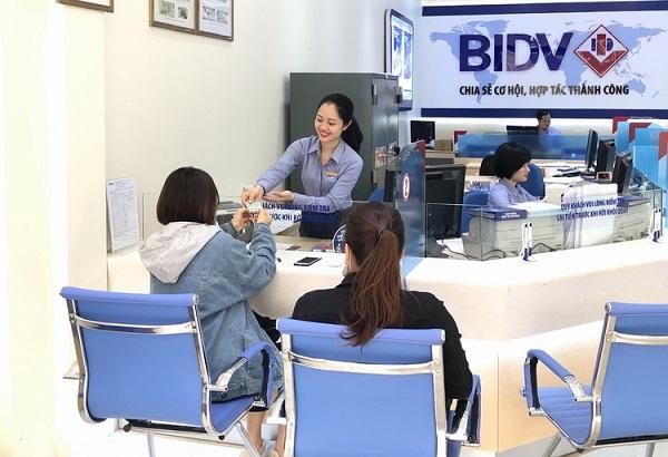 Làm lại thẻ ATM BIDV như thế nào?