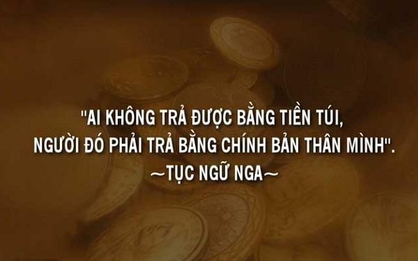 Những câu nói hay và ý nghĩa về đồng tiền