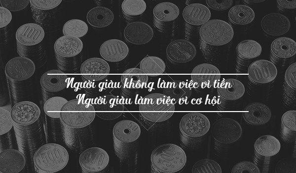 Những câu nói về tiền càng đọc càng thấm