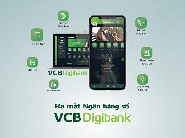 Giới thiệu đôi nét về VCB DigiBank