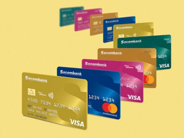 Thẻ ATM SacomBank có tiện ích gì?