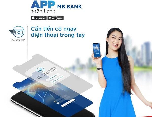 Giới thiệu đôi nét về dịch vụ vay Online MBBank