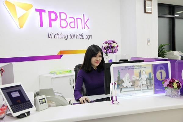 Vay tiền sinh viên TPBank
