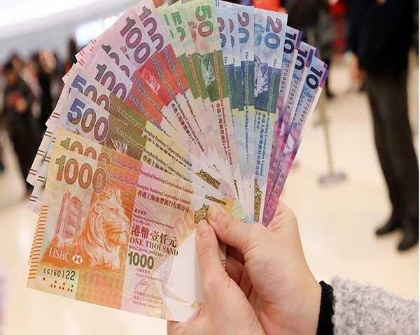 1 Đô la Hồng Kông (HKD) bằng bao nhiêu tiền Việt Nam (VND)