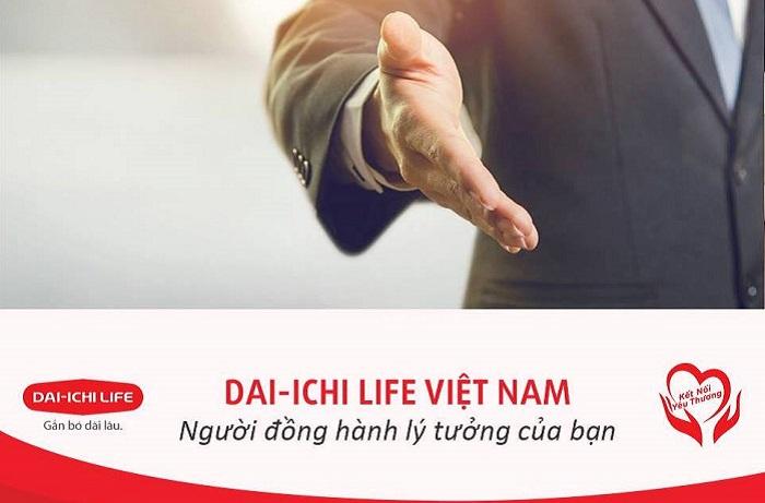 Thông tin Công ty Bảo hiểm nhân thọ Dai-ichi
