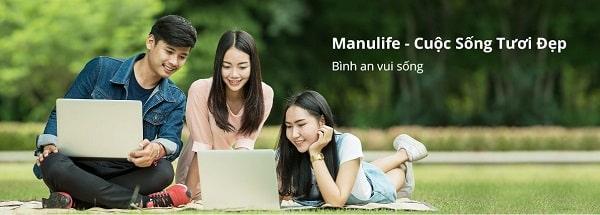 Manulife - Cuộc sống Tươi Đẹp Ưu Việt