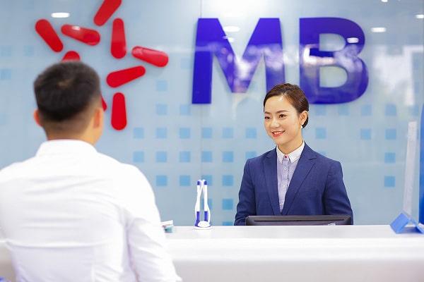 Chỉ một số PGD chính của MBBank làm việc sáng thứ 7