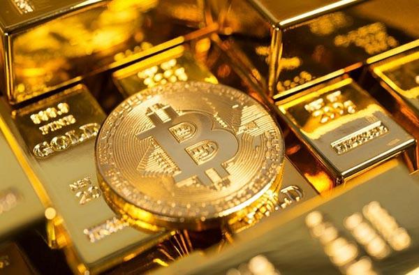 Đồng tiền kỹ thuật số Bitcoin
