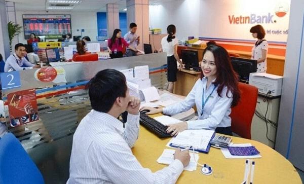 Thời gian làm việc của Vietinbank vào sáng thứ 7 là từ 8h00 đến 11h30