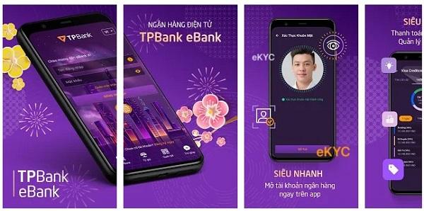Với app TPBank, bạn sẽ dễ dàng trải nghiệm vô vàn tiện ích