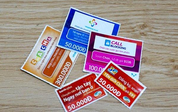 Đổi thẻ cào thành tiền mặt là gì?