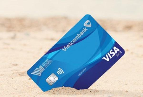 Điều kiện và thủ tục mở thẻ Visa Debit VietcomBank