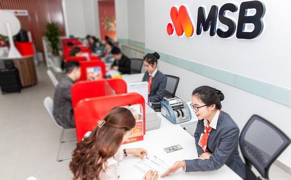 Lịch và giờ làm việc của ngân hàng MSB