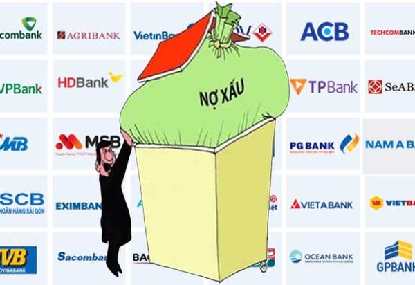Cách đánh giá phân loại các nhóm nợ xấu