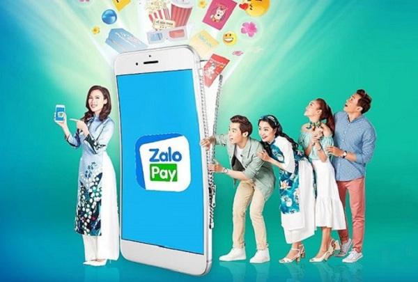 Ứng dụng nạp tiền điện thoại ZaloPay