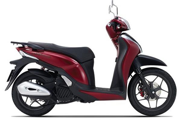 Honda SH Mode 2021