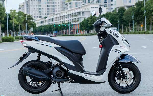 Yamaha FreeGo 2021 cho nữ
