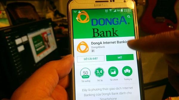Chuyển tiền ngân hàng Đông Á bằng điện thoại là gì?