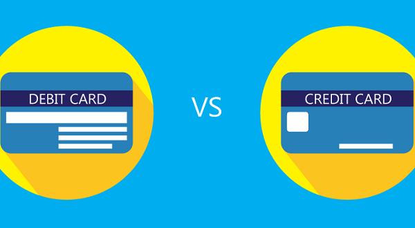 Phân biệt Debit Card và Credit Card