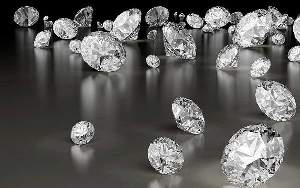 Kim cương, hột xoàn là gì?