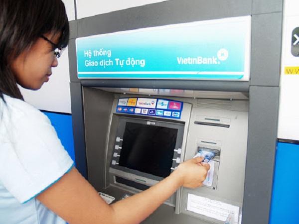Chuyển khoản qua thẻ ATM