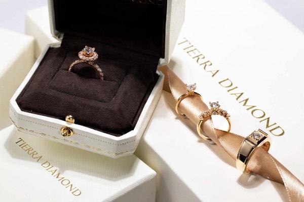 Tierra Diamond - Kim cương Thiên nhiên