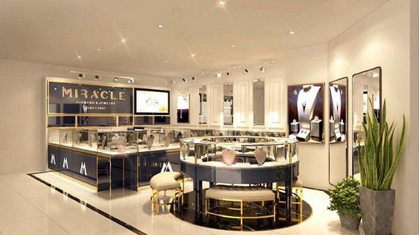 Miracle Kim Cương Showroom