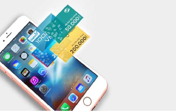 Nạp tiền bằng ví điện tử