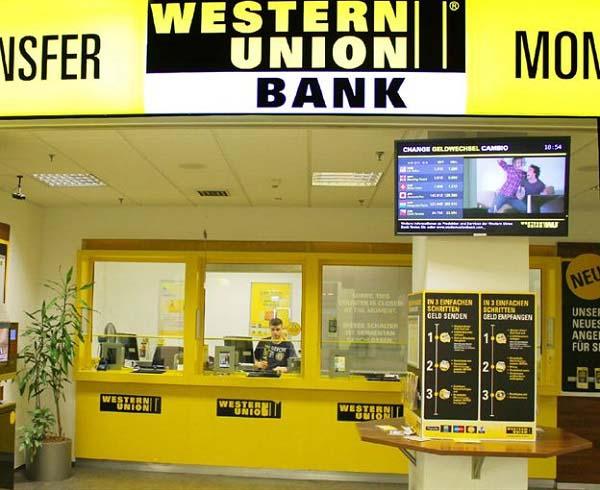 Giới thiệu đôi nét về dịch vụ chuyển tiền Western Union