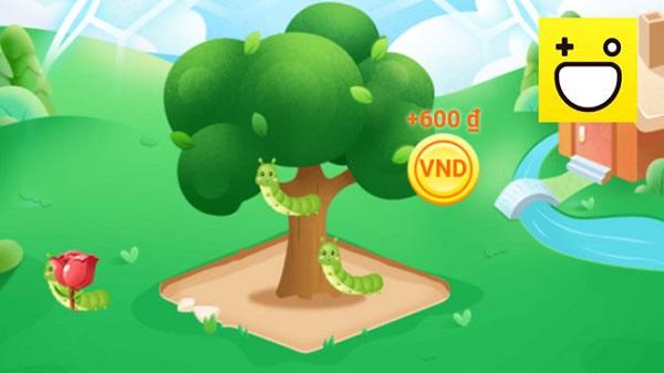 Cách rút tiền trên cây Hago