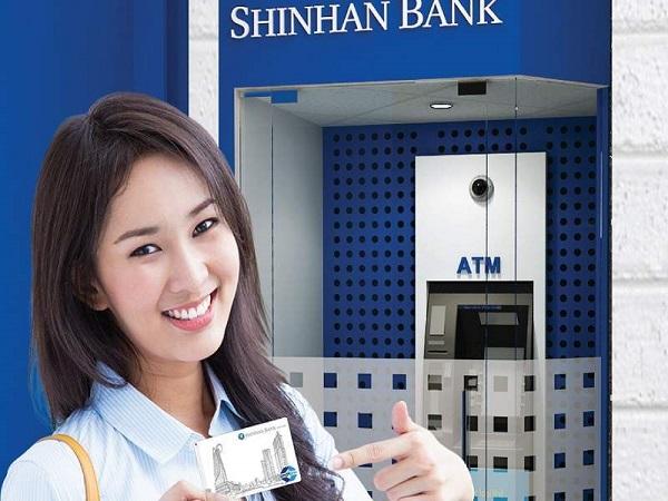 Tìm hiểu đôi nét về thẻ ATM Shinhan Bank