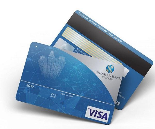 Điều kiện, thủ tục mở thẻ ATM Shinhan Bank