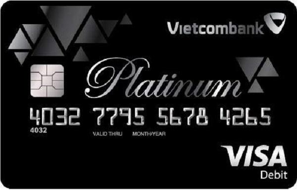Giới thiệu đôi nét về thẻ tín dụng đen VietcomBank