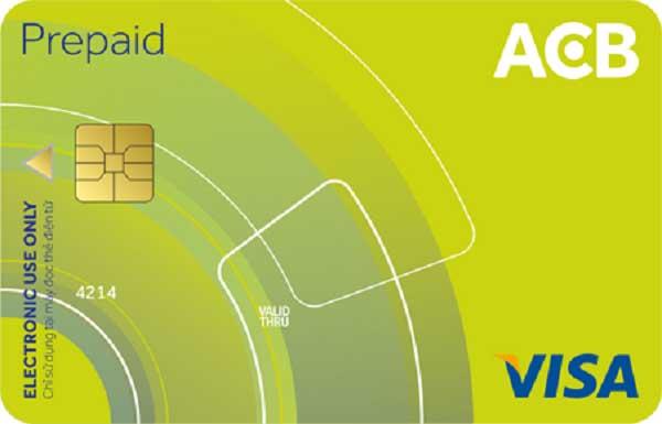 Lợi ích khi đăng ký mở thẻ Visa Prepaid