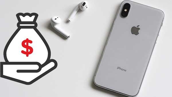 Vay tiền bằng iCloud iPhone là gì?