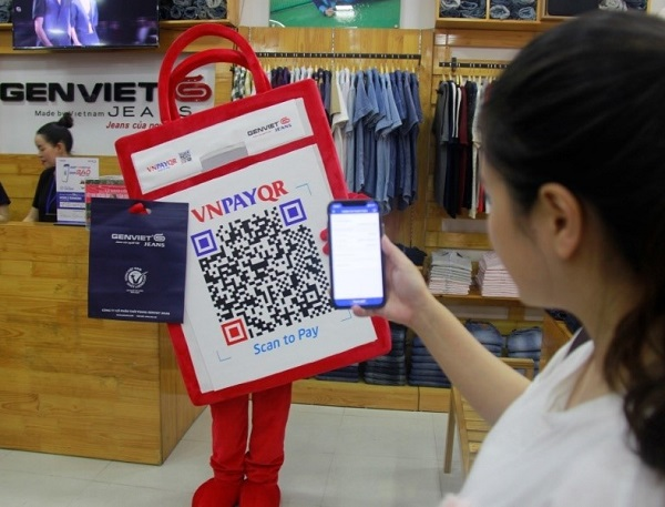 Hướng dẫn cách thanh toán bằng VNPAY – QR