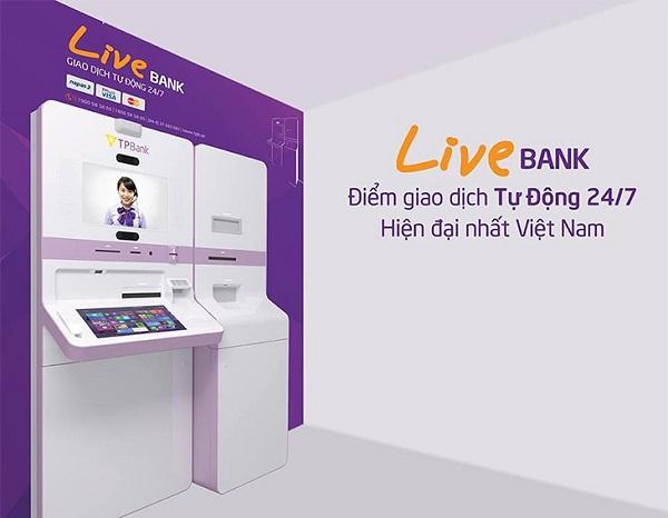 LiveBank TPBank là gì?