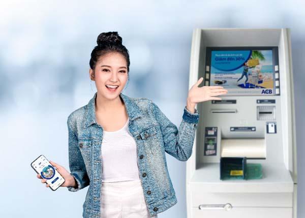 Rút tiền không cần thẻ ACB là gì?