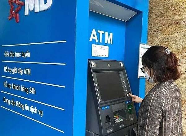 Rút tiền không cần thẻ MB là gì?