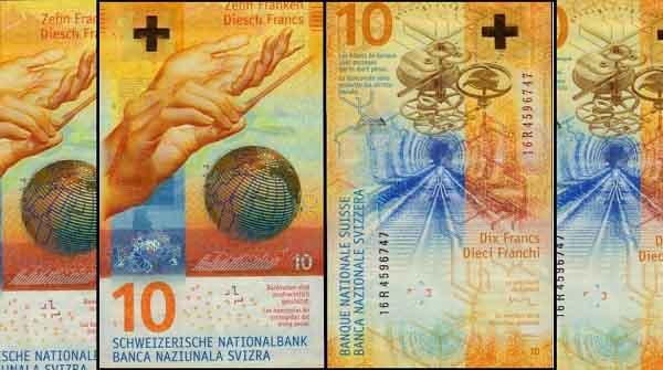 Franc Thụy sĩ
