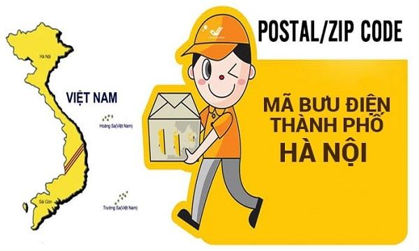 Mã bưu điện Hà Nội là gì?