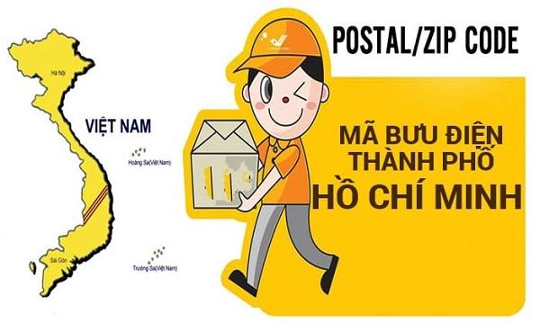 Mã bưu điện TP HCM là gì?