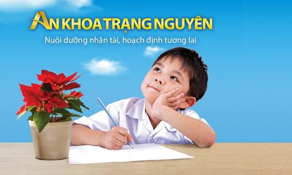 An khoa Trạng Nguyên của Bảo Việt Nhân Thọ