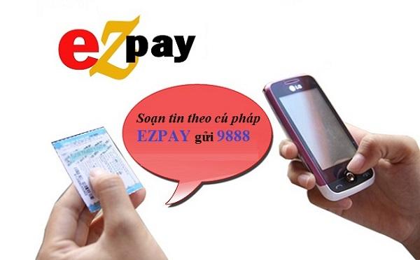 Nạp tiền trả sau Vinaphone thông qua Ezpay