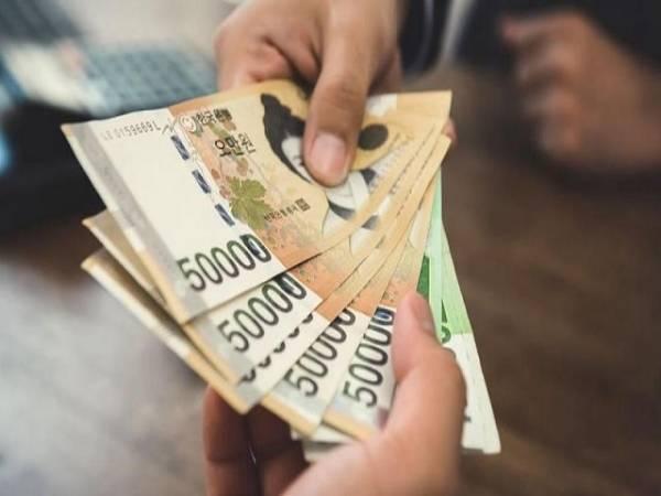 Đổi tiền Won Hàn Quốc sang tiền Việt ở đâu?