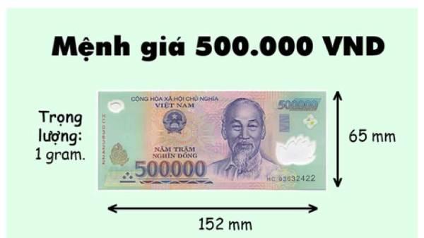 Giấy bạc 500.000 đồng