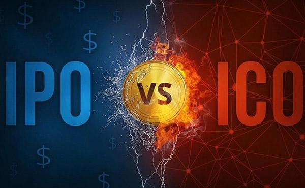 Phân biệt ICO và IPO