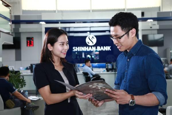 Shinhan Bank đồng hành cùng hàng triệu khách hàng Việt Nam