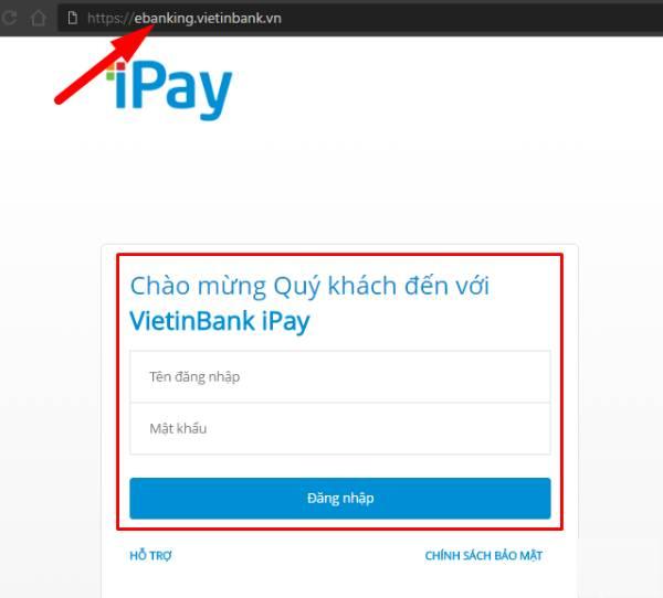 Cách nạp tiền điện thoại qua VietinBank iPay nhanh, đơn giản